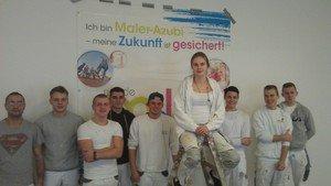 Die Malerschule Bünde präsentiert tolle Ergebnisse!