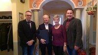 Ehrenobermeister Heinz Kater feiert seinen 80. Geburtstag