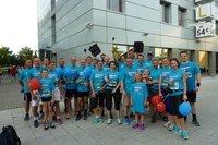 Bielefelder Malermeister verstärken Team Handwerk beim Run & Roll Day