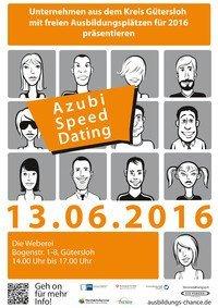 Lehrstellen-Speed-Dating am 13. Juni