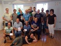 Minden-Lübbecke: Ersthelfer-Schulung am 22.08.2015 erfolgreich
