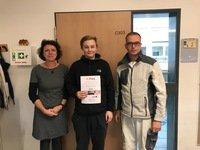 Gewinner DEIN WERKSTOFFTAG 1.0/2017