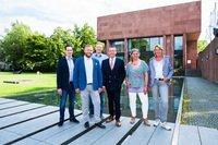 Gemeinsam stark: Maler- und Lackiererinnung und Raumausstatterinnung Gütersloh fusionieren