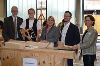Bielefeld: Bildungsexperten der Freien Demokraten im HBZ Brackwede! Erfahrungsaustausch zur dualen Ausbildung