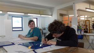 Projekttag an der Erich Kästner Gesamtschule