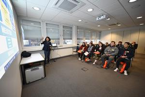 Begeisterte Auszubildende und beeindruckte Lehrer: Das Ausbildungsevent DEIN WERKSTOFFTAG ging in die dritte Runde und faszinierte alle Beteiligten erneut