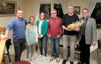 NEUER GESELLENAUSSCHUSS DER MALER- UND LACKIERER-INNUNG HÖXTER-WARBURG