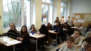 Berufsorientierung der Erich-Kästner-Gesamtschule