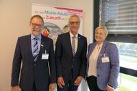 Neue Führung in Westfalen