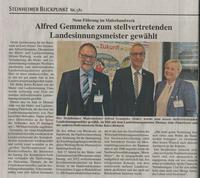 Aus der Presse... Steinheimer Blickpunk Nr. 582 - Februar März